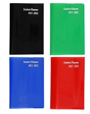 New 2018 2019 Student Daily Weekly Planner Agenda Monthly School ~ Choice