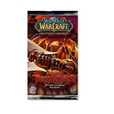 World of Warcraft - Fires of Outland - 1x Booster (italian)