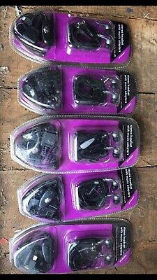 x5 joblot Universal Stereo Handsfree Kits for Iphone 4 5 6 7 + headphones cheap