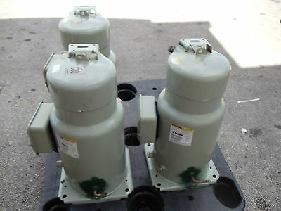 Central Air and Heat Compressors-Trane,Geothermal Commercial Air Conditioning