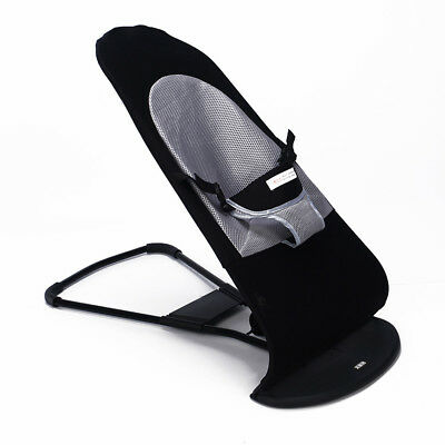 Hot Baby Newborn Infant Bouncing Chair Rocking Seat Safety Bouncer Balance Soft