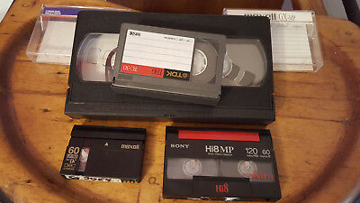 Home Video Memories Tapes to DVDs - Save What You Love