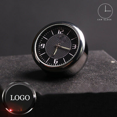 Fit For Toyota Car Clock Refit Interior Luminous Electronic Quartz Ornaments