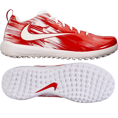 d3e7d11a0bbf5 Nike Vapor Varsity Low Turf Lax Men s Lacrosse Cleat Size 6 New Comfy  Sneaker