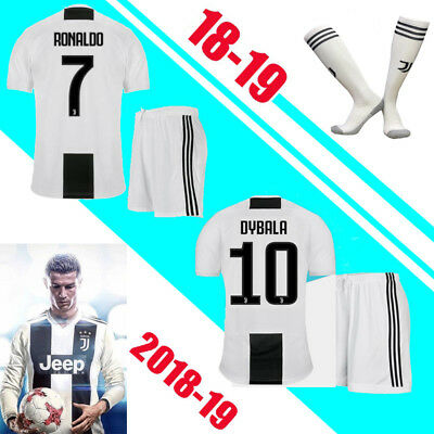 3-14 Years Kids Kit Football Jersey Authorized Soccer Short Sleeve Shirt Suit