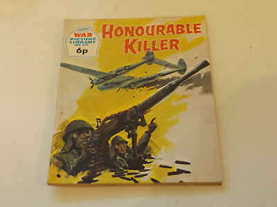 WAR PICTURE LIBRARY NO 824!,dated 1973!,V GOOD for age,great 45!YEAR OLD issue.