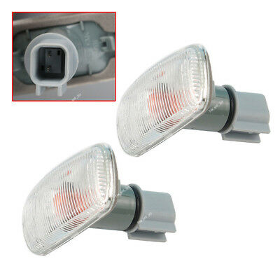4806224AE For Chrysler Dodge Jeep 05-16 Front Side Marker Repeater Lamp Lights