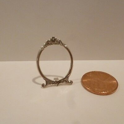 Pete Acquisto  Sterling Silver Miniature Picture Frame     Lovely Piece