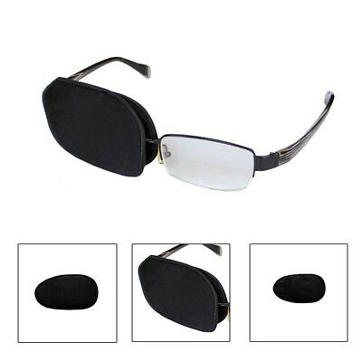 Medical Glasses Patch Large Right or Left eye  for Adult or Kids: