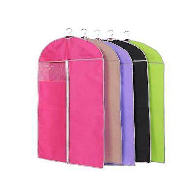 Home Clothes Storage Bag tector Non woven Dust of Garment Suit Dress-Cover_
