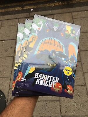 Legend Of Batman Dc Comics Graphic Novel Collection Issue 15 Haunted Knight #5