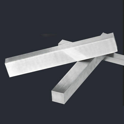 """304 STAINLESS STEEL SQUARE BAR ROD 3*3mm 1/8"""" * 1/8"""" LENGHTH 50cm 20"""" US"""