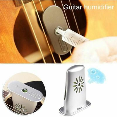 Acoustic Guitar Bass Maintenance Acoustic Violin Guitar Sound Holes Humidifier