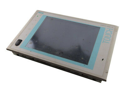 Siemens Simatic Touch Pan 250 Series 6 15 Zoll TFT