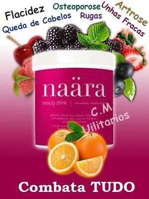 2 Naara  JEUNESSE Hydrolysed Collagen Beauty Drink Naära collagene