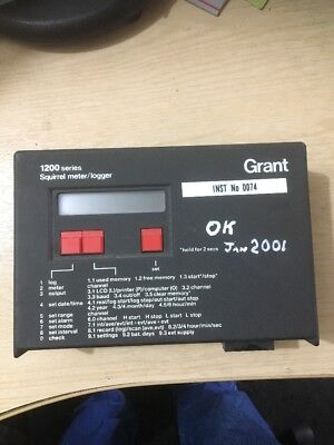 Grant Instruments Squirrel Meter/Logger