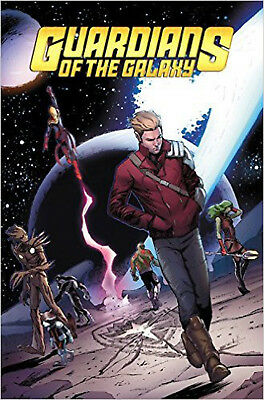 Guardians of the Galaxy Vol. 5: Through the Looking Glass, Brian Michael Bendis,