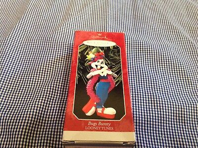 Hallmark Keepsake Ornament Bugs Bunny What's Cookin' Doc 1998