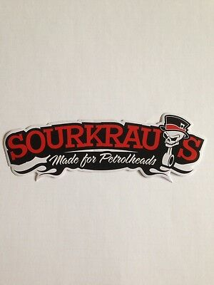Sourkrauts Sticker
