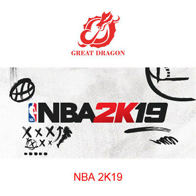 [Contact Before Purchase] NBA 2K19 [PC Global]
