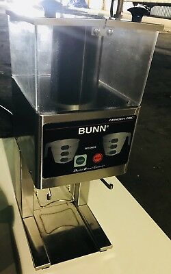 Bunn FRENCH PRESS COFFEE GRINDER - Digital Brewer Control
