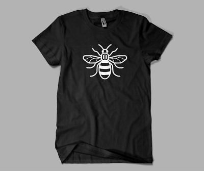 kids/adult manchester bee t shirt, i love MCR tee free P&P