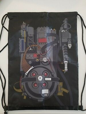 Loot Crate Colossal Ghostbusters Drawstring Backpack PROTON PACK Exclusive
