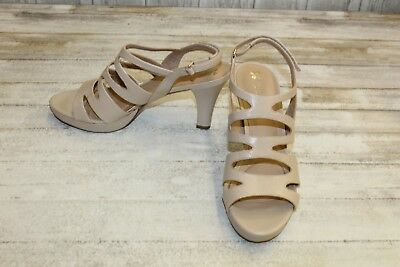 c6b2cd84781 NATURALIZER PRESSLEY STRAPPY Leather Sandals
