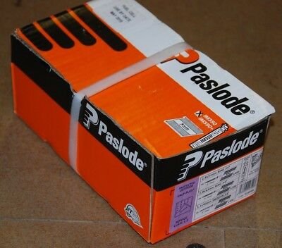 Paslode Nails IM350/ IM350+ Assorted 51, 63 & 90mm Galv-Plus + 1 OK Fuel Cell