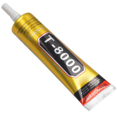 T-8000 Multi-purpose 50ml Adhesive Glue for Jewelry handicrafts Phone and Others