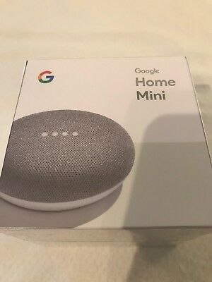Google Home Mini Sprachassistent - Kreide