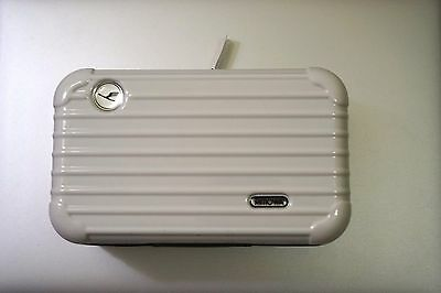 Lufthansa First Class Rimowa Amenity Kit for Ladies in White