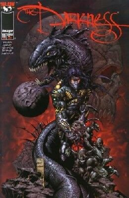 The Darkness #11 Finch Variant Top Cow