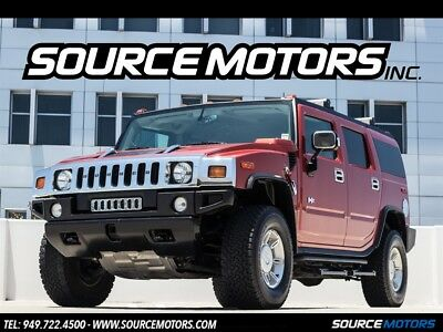 H2 Adventure Series 2004 Hummer H2 Adventure, Leather, Side Steps, Leather, Bose, 4x4, Chrome