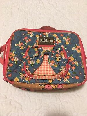 matilda jane lunch box Bag Used