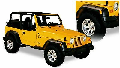 "WIDE 7"" Pocket Fender flares for1997-2006 Jeep Wrangler TJ/LJ"