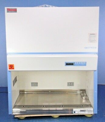 Thermo Scientific 1300 Series A2 Lab Fume Hood Tested with Warranty