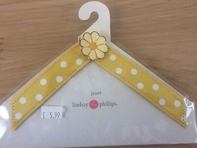 Lindsay Phillips Switch Flops Strap Janet Yellow Polka Dot Size Small UK 2,3