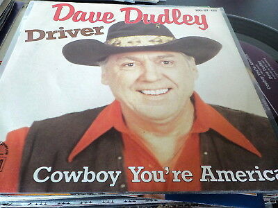 """7""""  *Country* DAVE DUDLEY - Driver"""