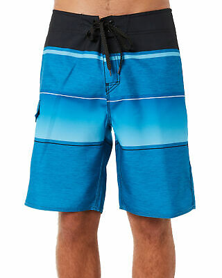New Rip Curl Men's Hawked 21 Mens Boardshort Lace Stretch Black