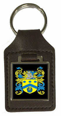 Select Gifts Fearick England Family Crest Surname Coat Of Arms Gold Cufflinks Engraved Box