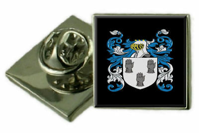 Select Gifts Illingworth England Family Crest Coat Of Arms Gold Cufflinks Engraved Box