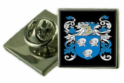 Select Gifts Owain Wales Heraldry Crest Sterling Silver Cufflinks Engraved Message Box