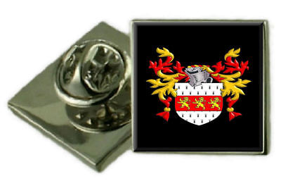 Select Gifts Fayle Ireland Family Crest Surname Coat Of Arms Cufflinks Personalised Case