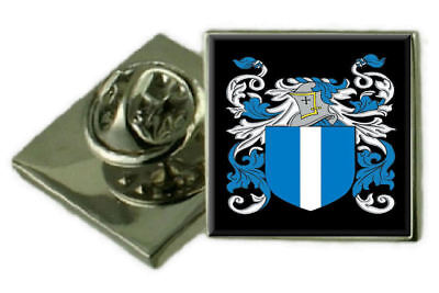 Select Gifts Mahoney Ireland Family Crest Surname Coat Of Arms Cufflinks Personalised Case