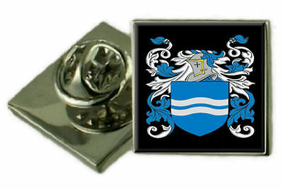 Select Gifts Moran Ireland Family Crest Surname Coat Of Arms Gold Cufflinks Engraved Box