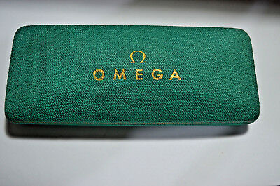 OMEGA OLD NEW STOCK WATCH BOXES FROM A 60´S, EXTERNAL MEASUREMENTS 14X6X3 ctm.