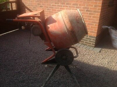 Cement Mixer Belle 140 240v
