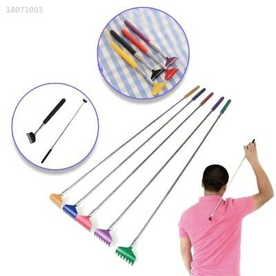 Telescopic Back Scratcher Extendable Massage Portable Pocket Itching Claw 0481