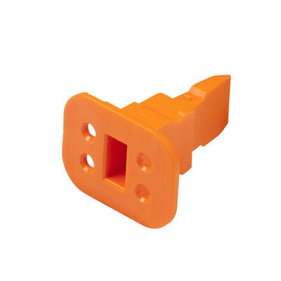 DEUTSCH W4S DT Series 4-Way Plug Wedge